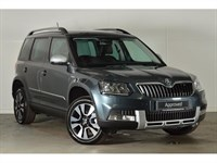 Used Skoda Yeti TDI SCR 150PS 4X4 Laurin&Klement Outdoor DSG