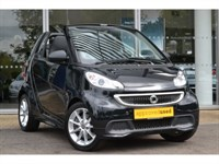 Used Smart Car Fortwo Cabrio Passion