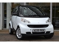 Used Smart Car Fortwo Coupe Pure