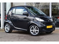 Used Smart Car Fortwo Coupe Pulse