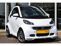 Used Smart Car Fortwo Coupe Xclusive