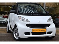 Used Smart Car Fortwo Coupe Passion