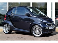Used Smart Car Fortwo Coupe Brabus Xclusive