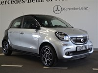 Used Smart Car Forfour