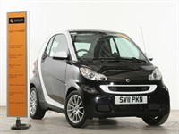 Used Smart Car Fortwo Coupe Passion CDi Softouch