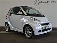 Used Smart Car Fortwo Coupe