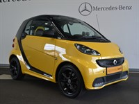 Used Smart Car Fortwo Coupe Cityflame Edition