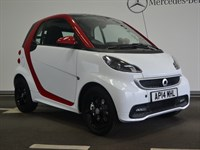Used Smart Car Fortwo Coupe Grandstyle Edition (Softouch)