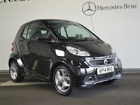 Used Smart Car Fortwo Coupe Pulse mhd (Softouch)