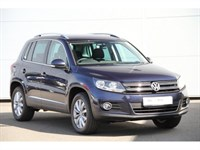 Used VW Tiguan TDI (140PS) 4WD Match BlueMotion DSG