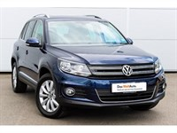 Used VW Tiguan TDI (140PS) 4WD Match BlueMotion