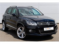 Used VW Tiguan TDI (177ps) 4Motion R Line BlueMotion DSG