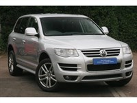 Used VW Touareg TDI V6 Altitude