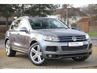 Used VW Touareg TDI V6 R Line (245 PS)