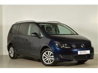 Used VW Touran TDI BlueMotion SE (105 PS)