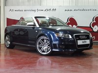 Used Audi A4 RS4 QUATTRO