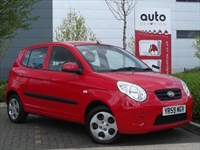 Used Kia Picanto Strike
