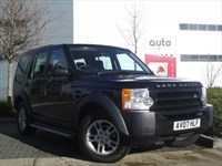 Used Land Rover Discovery GS (TDv6)