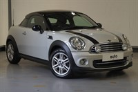 Used MINI Coupe COOPER