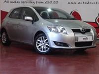 Used Toyota Auris TR VVT-I