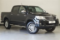 Used Toyota Hilux INVINCIBLE 4X4 3.0ltr D-4D DCB Manual Pick Up