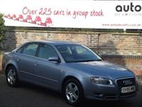 Used Audi A4 SE TDi Multitronic