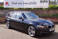 Used BMW 316i 3 SERIES SPORT TOURING LOW MILEAGE+BLUETOOTH