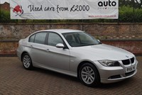 Used BMW 320d 3 SERIES SE AUTO 1 OWNERS BMW HISTORY