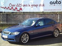 Used BMW 330 3-series M Sport (330d)