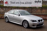 Used BMW 520d 5 SERIES M SPORT LOW MILEAGE+FULL HISTORY