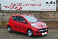 Used Peugeot 107 URBAN AUTOMATIC SUPER LOW TAX+LOW MILEAGE+FULL MAIN DELAER HISTORY+ONE OWNE