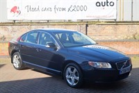 Used Volvo S80 SE LUX D5 AUTO SALOON