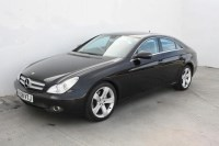 Used Mercedes CLS320 CDI CLS 320 CDI 4dr Tip Auto