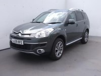 Used Citroen C-Crosser HDi Exclusive 5dr
