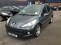 Used Peugeot 207 VTI SPORT SW ESTATE AUTO
