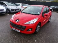 Used Peugeot 207 VTI 120 ACTIVE 5DR AUTO