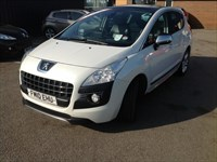 Used Peugeot 3008 HDI 163 EXCLUSIVE 5DR AUTO
