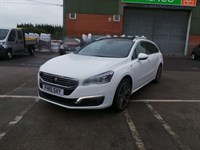 Used Peugeot 508 508 HDI GT SW AUTO - DEMO