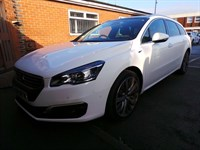 Used Peugeot 508 508 HDI 200 GT 5DR AUTO - DEMO
