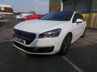 Used Peugeot 508 508 HDI GT 5DR AUTO - DEMO