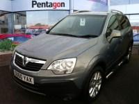 Used Vauxhall Antara CDTI EXCLUSIV 5DR