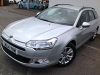 Used Citroen C5 HDI 16V 115 VTR PLUS TOURER ESTATE INC TECHNO PACK - DELIVERY MILES