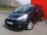 Used Citroen Dispatch 2.0 HDI 125 L2 SX 5DR 9 SEATS