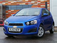 Used Chevrolet Aveo 1.3 VCDI LT 5DR