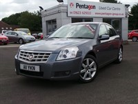 Used Cadillac BLS D ELEGANCE 180PS 4DR AUTO - 59 REG INC PRIVATE PLATE