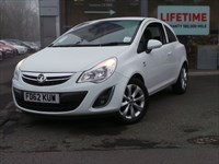 Used Vauxhall Corsa 1.3 CDTI ECOFLEX ACTIVE 3DR INC AIR CON