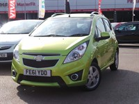 Used Chevrolet Spark LT 5DR INC BLUETOOTH AND DAB RADIO