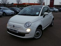 Used Fiat 500 LOUNGE 3DR START STOP - LOW MILES