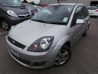 Used Ford Fiesta ZETEC 3DR INC CLIMATE PACK