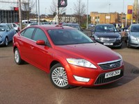 Used Ford Mondeo TDCI GHIA 5DR - PENTAGON APPROVED RUNAROUND